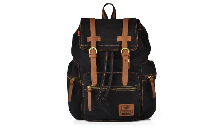 Up To 87% Off on Retro Vintage Travel Canvas B...   Groupon Goods 3a84d72f32