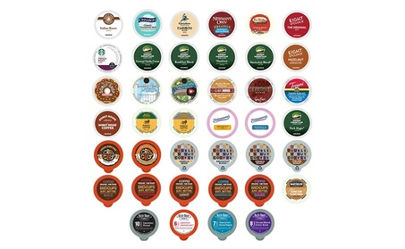 Sampler Pack for Keurig K-Cup Brewers, 40 Count 402042cd-71aa-4e65-986f-ca20ac0b110e