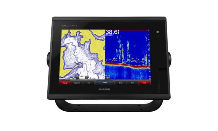 Garmin GPSMAP 7610xsv 10-inch Touchscreen Chartplotter/Fishfinder on