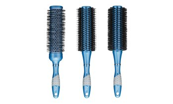 BaByliss PRO Nylon/Boar Bristle Mega Styler Hair Brush