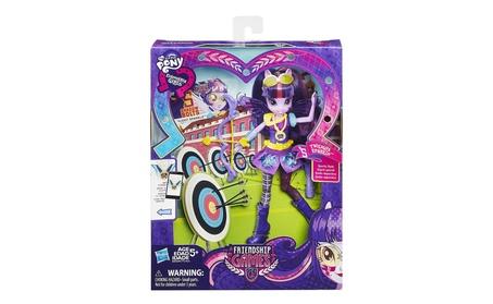 My Little Pony Equestria Girls Archery Cp Twilight Sparkle Doll 537da90b-d10a-4c72-9ab2-bc1842dc160b