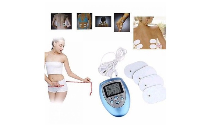Full Body Massager Slimming Electric Slim Pulse Muscle Relax Fat Burne