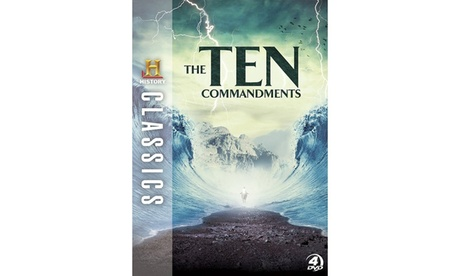 History Classics: The Ten Commandments e309d594-ac75-480f-bcfd-5492d2fa2251