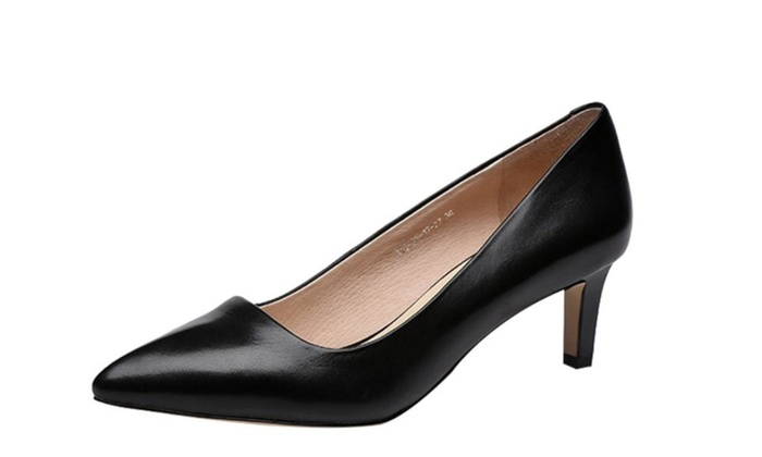 Women's Wear to Work Casual High Heels