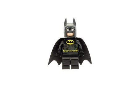 LEGO Kids' Super Heroes Batman Mini-Figure Light Up Alarm Clock 95ed3100-f57e-47ce-b0c8-1f3740b36b2f