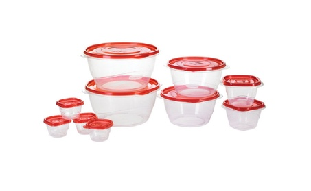 Rubbermaid TakeAlongs 1878453 Food Storage Set, 20 Piece 996ed407-bdd7-4d46-b23c-e91d2e4a1cbc