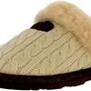 Bearpaw Women's Effie Ankle-High Fabric Slipper