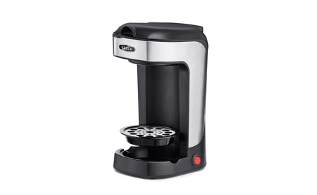 Bella BLA14436 One Scoop One Cup Coffee Maker, Black a400a2fe-0d73-4ac6-b65c-685f7a7d52fe