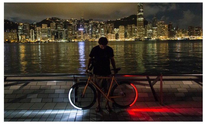 Revolights Eclipse Bicycle Lighting System 700c/27