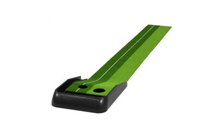 Indoor Training 8 Ft. Golf Practice Putting Green Mat d016adb3-4a7e-4332-ac93-4c01a5b8bd68