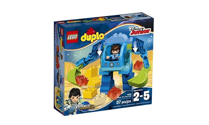 LEGO DUPLO Disney 10825 Miles Exo-Flex Suit Building Kit 37 Piece ...