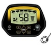 """Handheld Metal Detector Find Depth Coins And Jewelry To 9.84"""""""