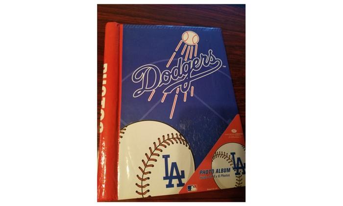 Los Angeles Dodgers 4x6 Photo Album