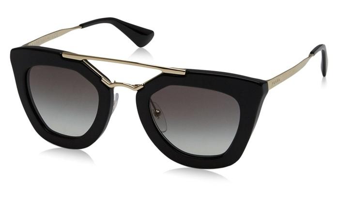 65a86ad176 Prada Women s SPR09Q Cinema Sunglasses