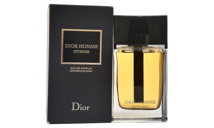 Christian Dior Dior Homme Intense Men 3.4 oz EDP Spray   Groupon f254bc2310c