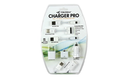 UNIVERSAL SUPER CHARGER W/ ALL ADAPTERS