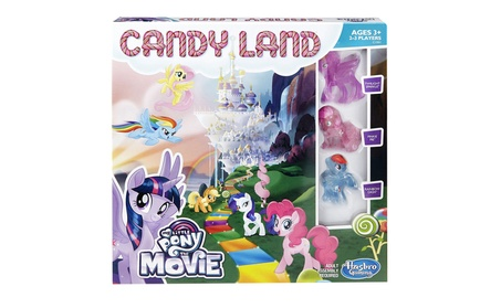 Candy Land Game: My Little Pony the Movie Edition c1ae6978-40bb-40dd-a950-cbb79aaf6251