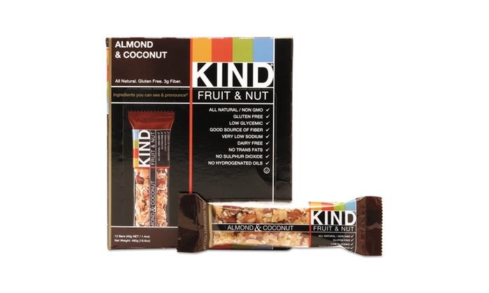 Whole Foods Box Of Kind Bars