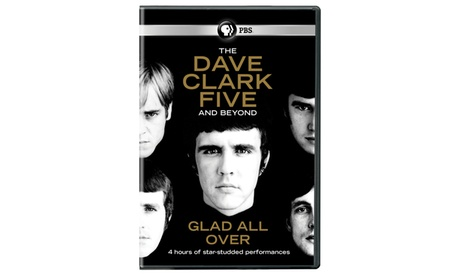 The Dave Clark Five And Beyond: Glad All Over DVD 4156c131-117d-4078-b0a1-c42bd1c565ec