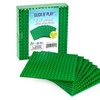 Green Building Brick Baseplates