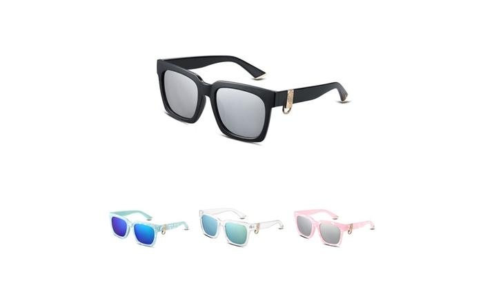 Retro Wayfarer Classic Sunglasses