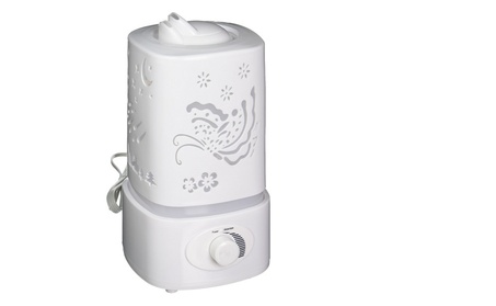 Canary Products Carved Aroma Diffuser and Humidifier 38caf65c-b275-4176-a5a4-47cc438594c7