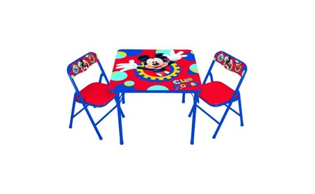 Mickey Mouse Playground Pals Activity Table Set 60f8b457-7bd3-4175-b0c3-56c2d81691d9