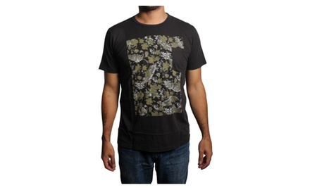 Altru Green Moss w/Pocket Black T-shirt