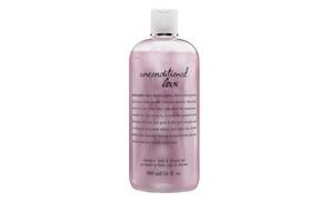 Philosophy Unconditional Love Shampoo, Bath, & Shower Gel 16oz / 480ml