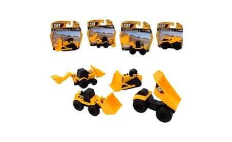 Cat Toy Construction Truck Mini Machine - Asst 2429ca07-9076-465a-993d-2c1983240740