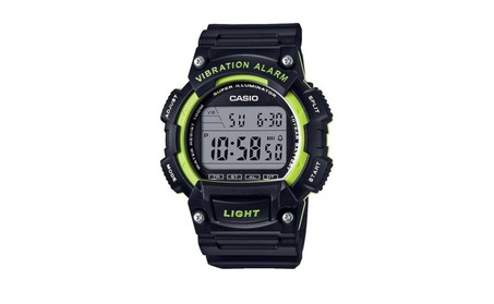 Casio Men's Sport Digital Watch with Vibration Alarm fcda3de2-3a44-40b3-9352-8d6dc838c5fb