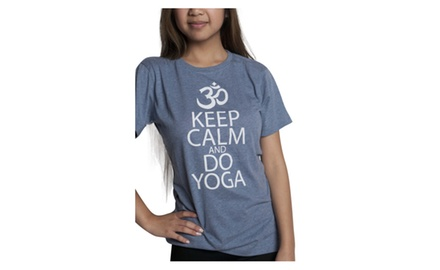Keep Calm Do Yoga