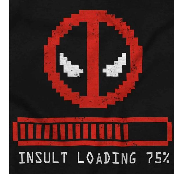 5472ac360 Insult Loading 75% Comic Book Nerdy Geek Long Sleeve T Shirt | Groupon
