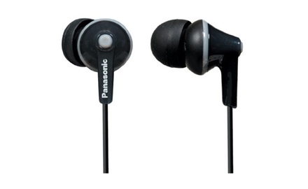In-Ear Panasonic RPTCM125 Headphones
