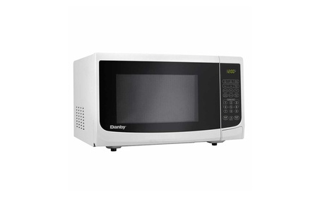 Danby Designer DMW077BLSDD Countertop Microwave, 0.7 cu. ft. photo