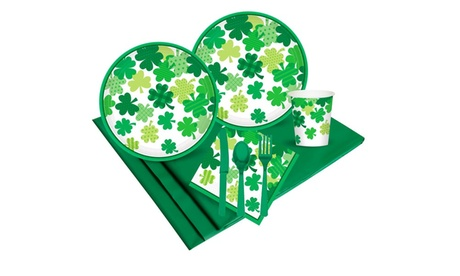 Happy St. Patrick's Day Blooming Shamrocks Party Pack (18) 19f0fc04-80e8-4cde-a344-a286c7fe6df5