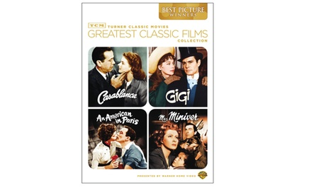TCM Greatest Classic Films: Best Picture Winners (4FE) (DVD) 7a27298a-f5b2-4f11-b4bf-77279ea68941