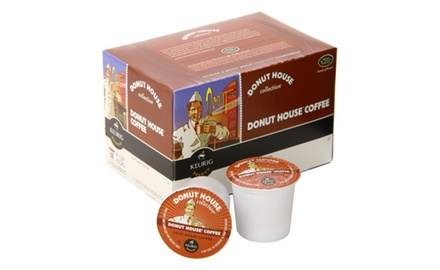 Donut House Coffee K-Cups Light Roast Blend (72 count)