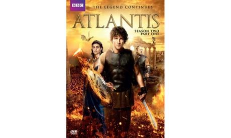 Atlantis: Season Two Part One (DVD) bf909850-01fd-4620-acf0-6a7767d893c0