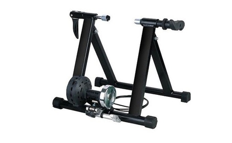 Cycle Bike Trainer Indoor Bicycle Exercise Portable Magnetic Work Out fbc399db-7695-4654-8109-dfd3c666551e