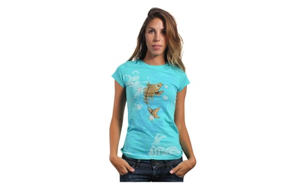 Koi Splash T Shirt