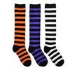 Angelina Halloween Knee-High Cotton Socks for Kids (3-Pair-Pack)