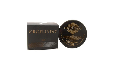 Orofluido Mask - All Hair Types by Orofluido for Unisex - 8.4 oz Mask 810237ad-5085-4544-9843-5d22c105ceb0