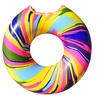 Cooluli Gigantic Donut Pool Float- Fun for All Ages, 51-Inches Different Colors