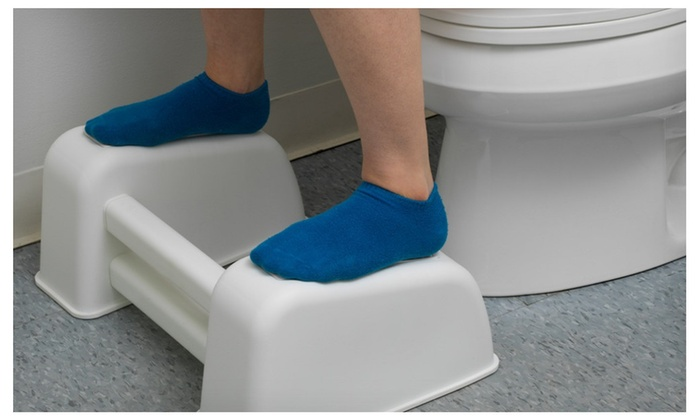 Toilet Stool Squatty Potty Inch Bathroom Step ReLax Squat Pregnant Aid