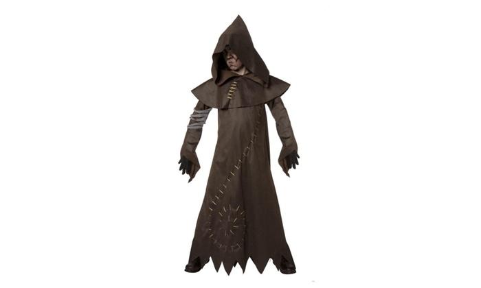 Evil Warlock Robe Halloween Essential