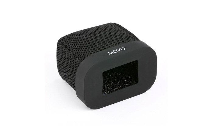 Movo Nylon Windscreen for Zoom H4n H5 H6 Tascam DR40 Portable