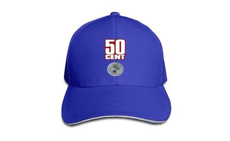 50 Rapper Cent Icon Sunbonnet Cap Snapback Cap 50819574-2e34-4f8e-a3cb-ee994e6a108f