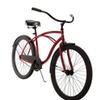 "Huffy 26"" Cranbrook Men's Cruiser Bike, Red"