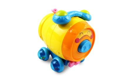 Puzzled Pig Baby Rolling Developmental Toy 11c11599-7ed5-4eb7-b133-e49fe010b851